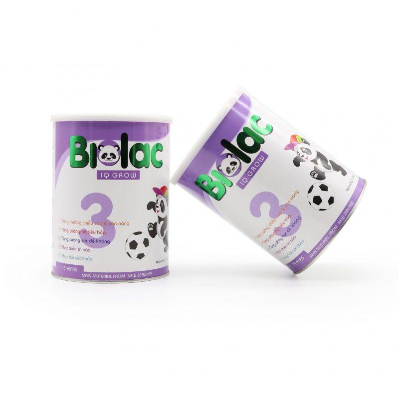 Sữa Biolac IQ GROW
