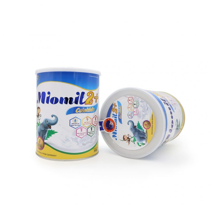 Sữa Miomil Colokids 900g