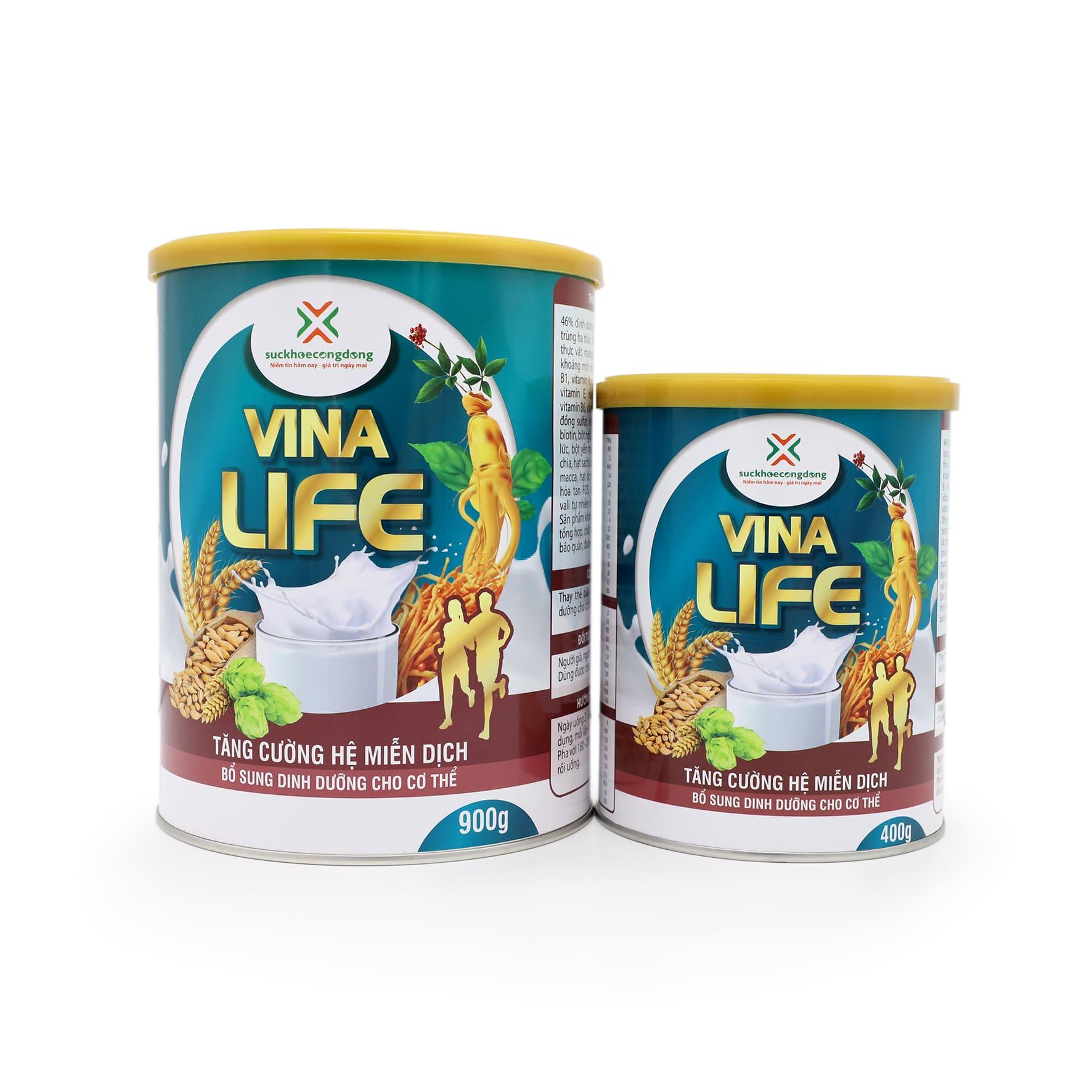 Thực phẩm dinh dưỡng VInalife