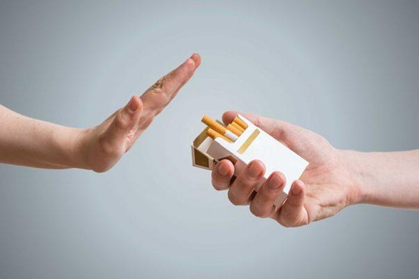 Không hút thuốc lá sẽ giảm nguy cơ bị đột quỵ